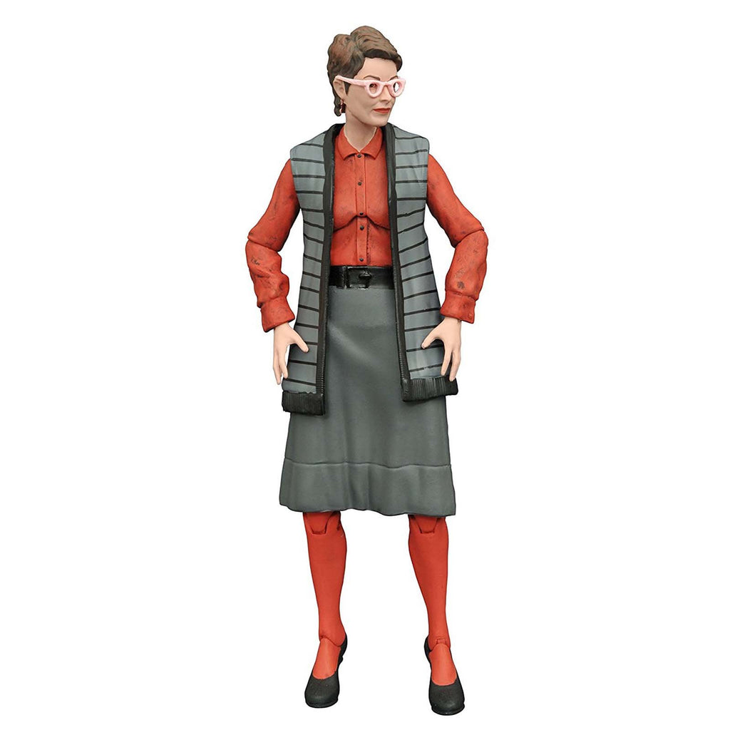 Ghostbusters Select Janine Melnitz Action Figure