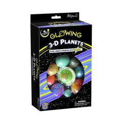 History And Science Toys - Great Explorations 3D Solar System Planets And Pluto