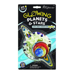 History And Science Toys - Great Explorations Glowing Planets And Stars 30 Count
