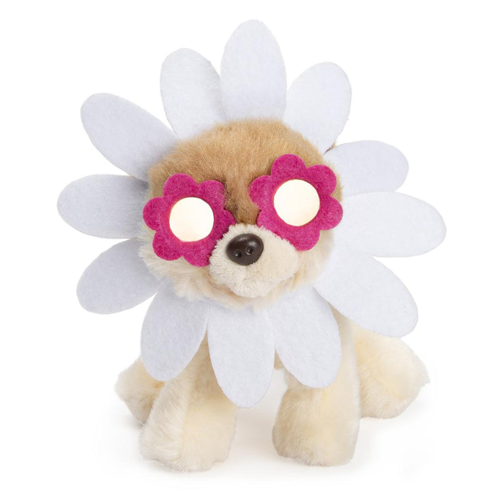 Gund Boo Itty Bitty Boo Daisy Flower Plush Figure