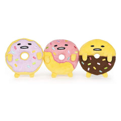 Gund Gudetama Donut Collector Plush Set