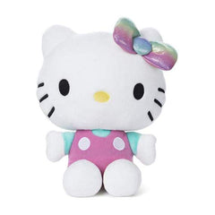 Gund Hello Kitty Rainbow 9 Inch Plush
