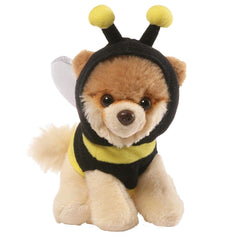 Gund Itty Bitty Boo Bee Dog 5 Inch Plush