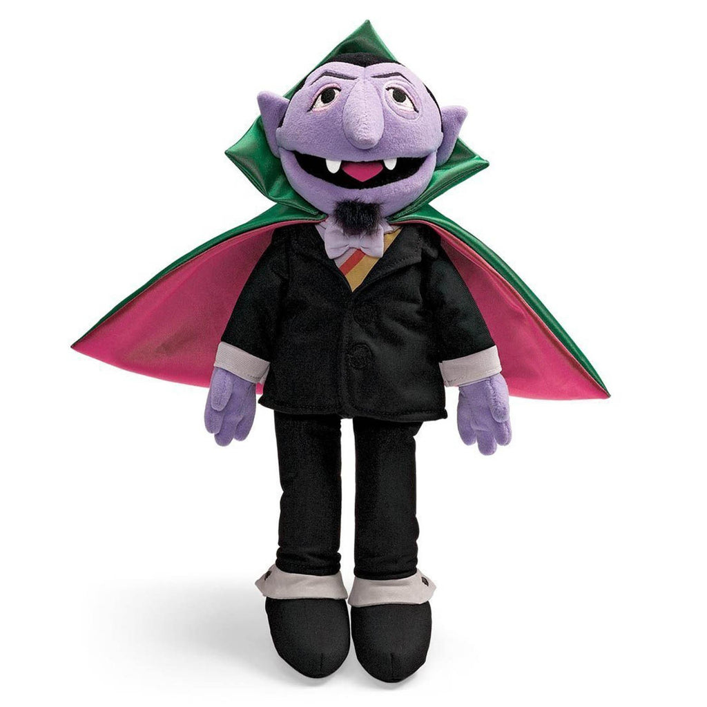 Gund Sesame Street The Count 14 inch Plush Figure