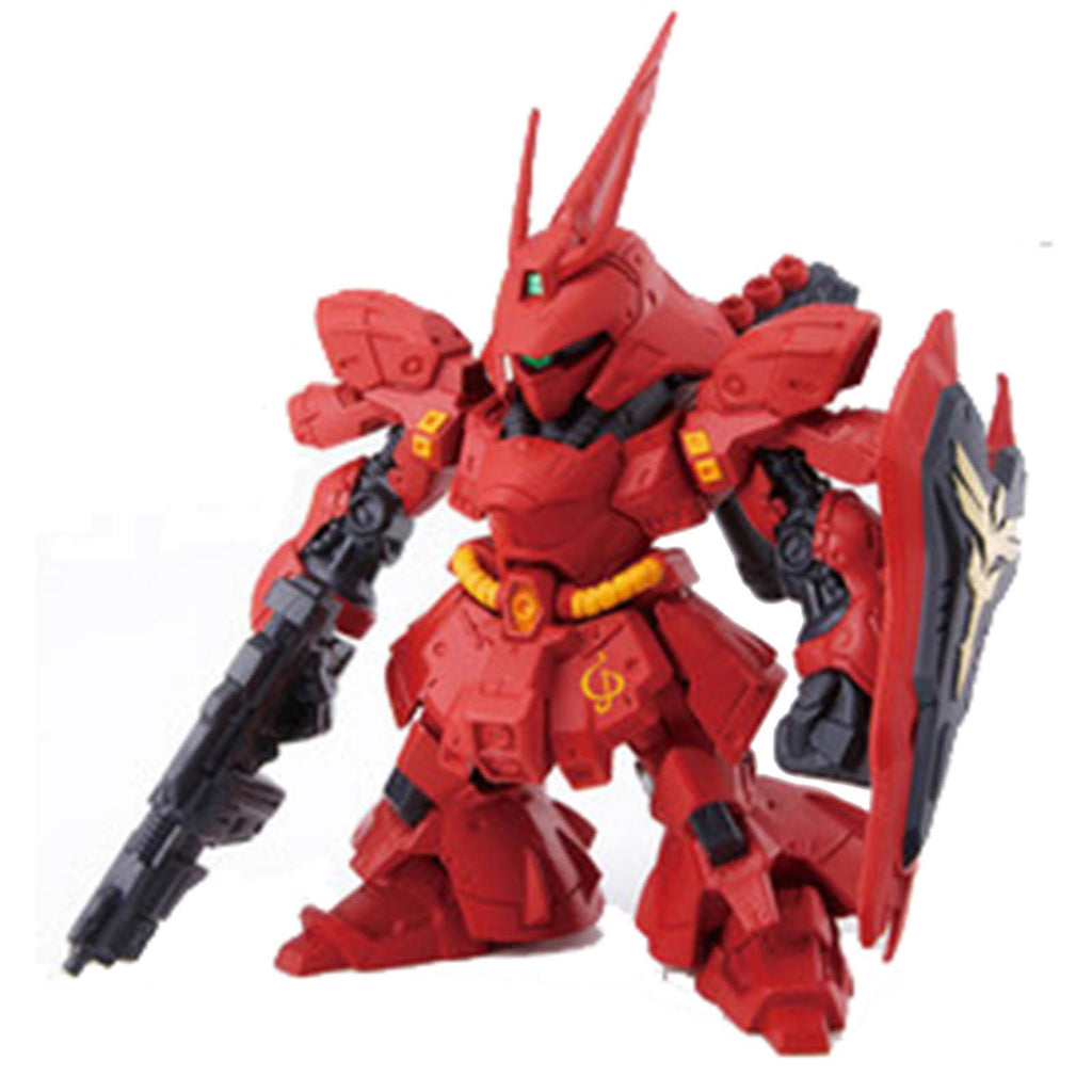 Bandai Action Figures - Gundam Converge Fusion Works MSN-04 Sazabi Mini Figure