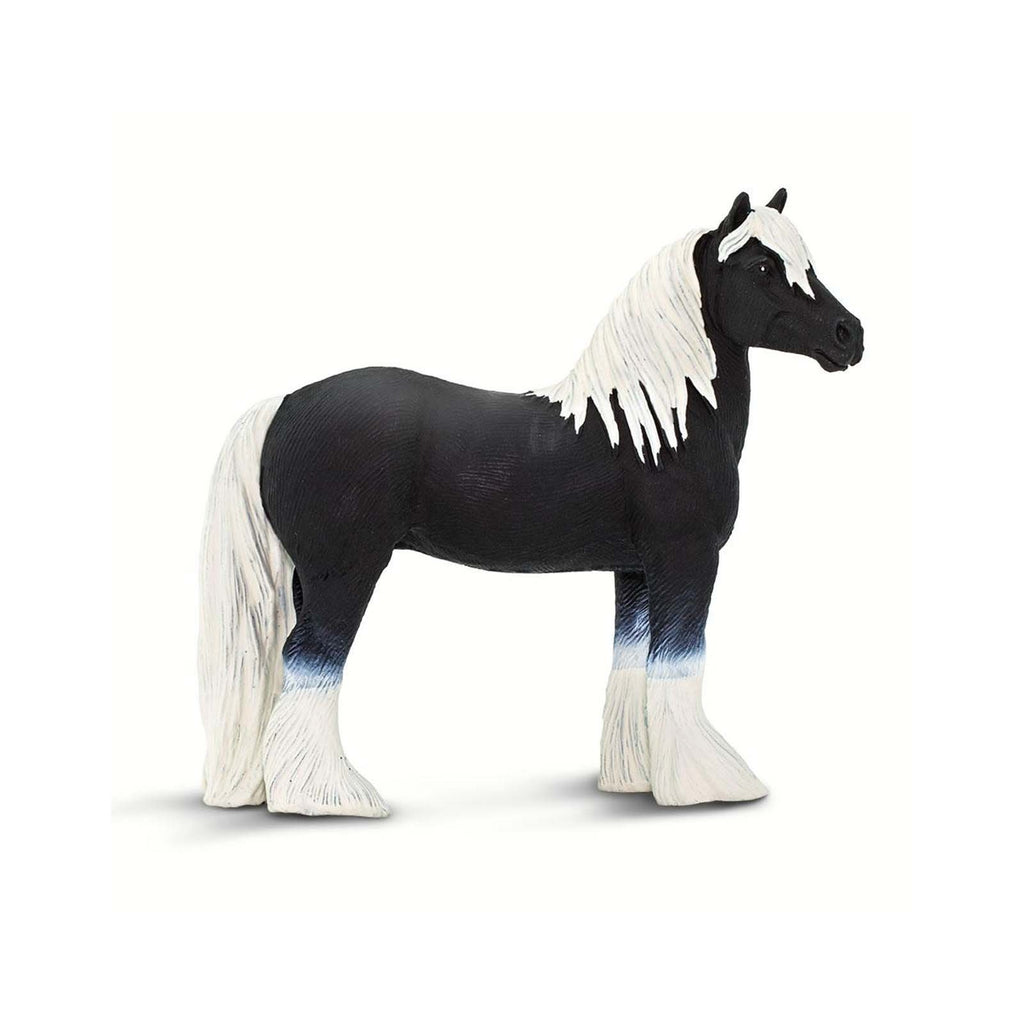 Gypsy Vanner Stallion Winner's Circle Horse Figure Safari Ltd