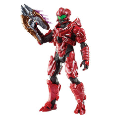 Action Figures - Halo Alpha Crawler Spartan Helioskrill 6 Inch Action Figure