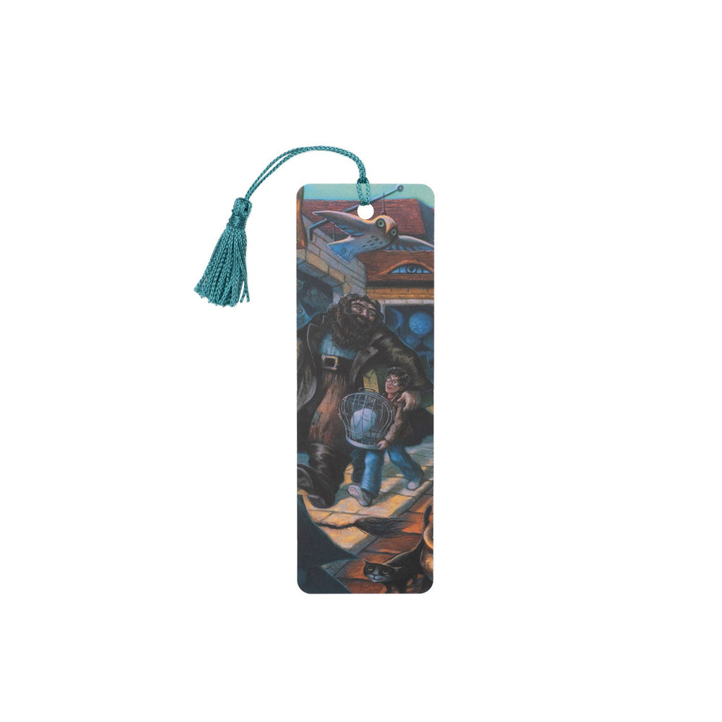 Harry Potter Diagon Alley Bookmark