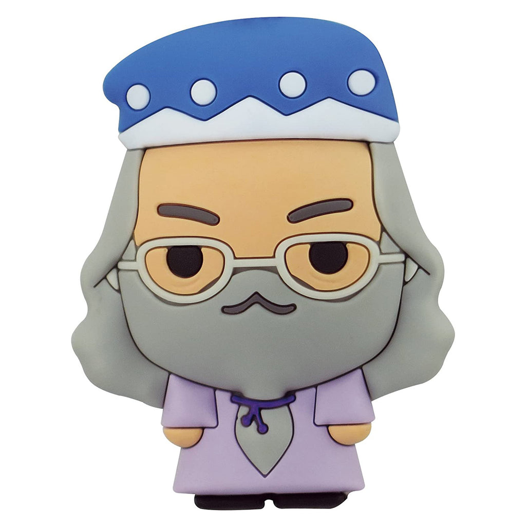 Harry Potter Dumbledore 3D Foam Magnet