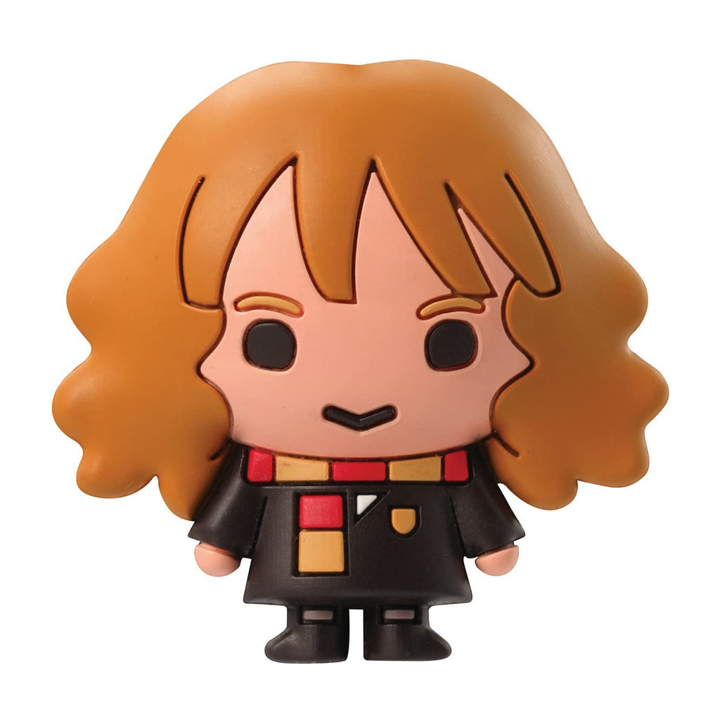 Harry Potter Hermione With Scarf 3D Foam Magnet