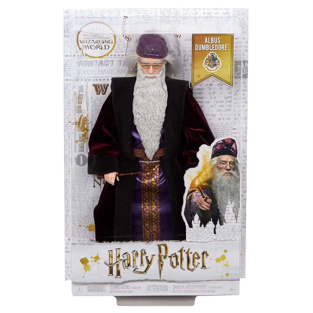 Harry Potter Albus Dumbledore 10 inch Doll
