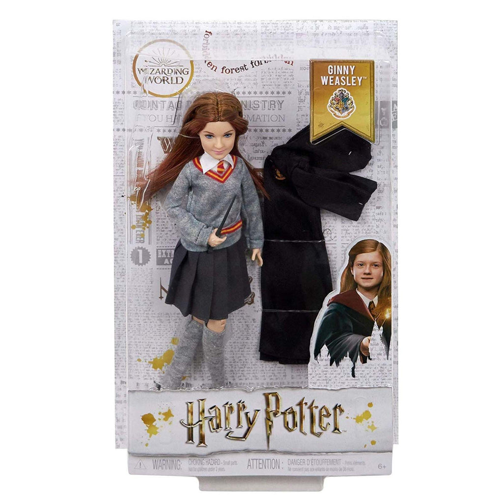 Harry Potter Ginny Weasley 10 inch Doll