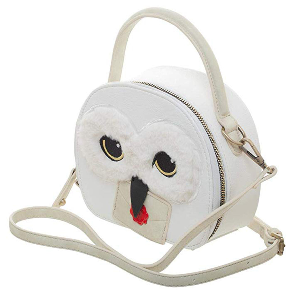 Harry Potter Hedwig Hatbox Handbag Purse