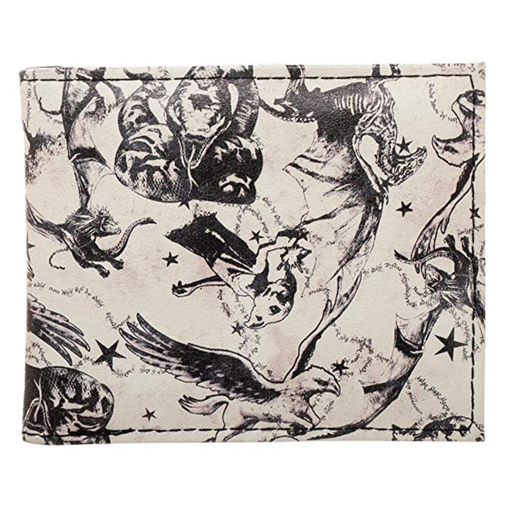Wallets - Harry Potter Magical Creatures Bi-Fold Wallet
