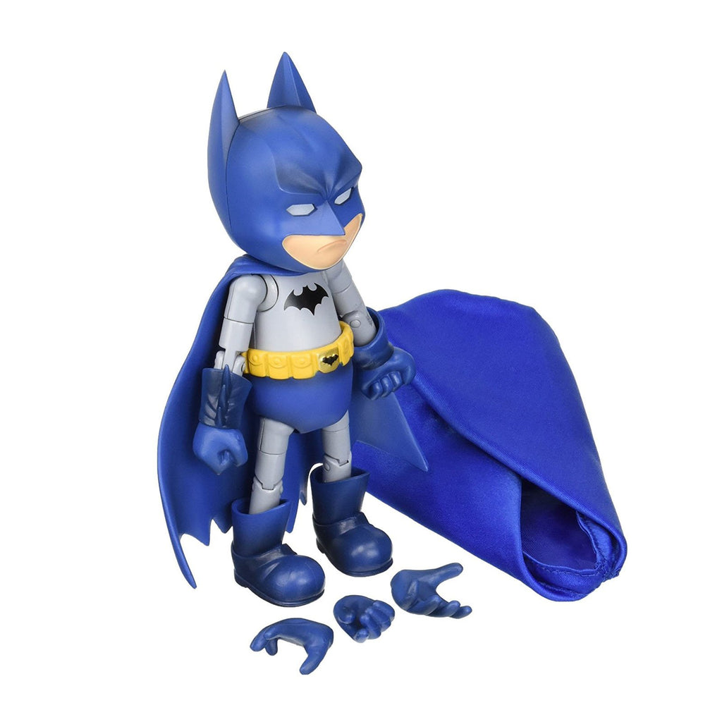 Herocross SDCC Color Variant Batman Mini Hybrid Metal Action Figure Set