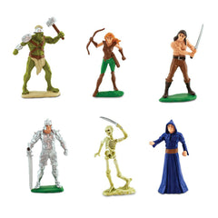 Heroes And Monsters Fantasy Figures Toob Safari Ltd