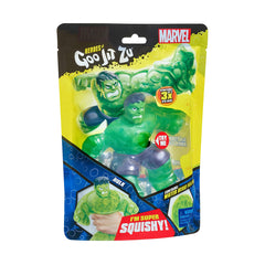 Heroes Of Goo Jit Zu Marvel Hulk Stretch Figure