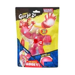 Heroes Of Goo Jit Zu Marvel Iron Man Stretch Figure
