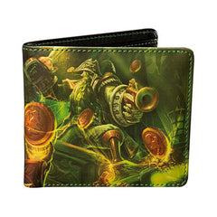 Wallets - Heroes Of The Storm Blackheart's Bay Bi-Fold Wallet