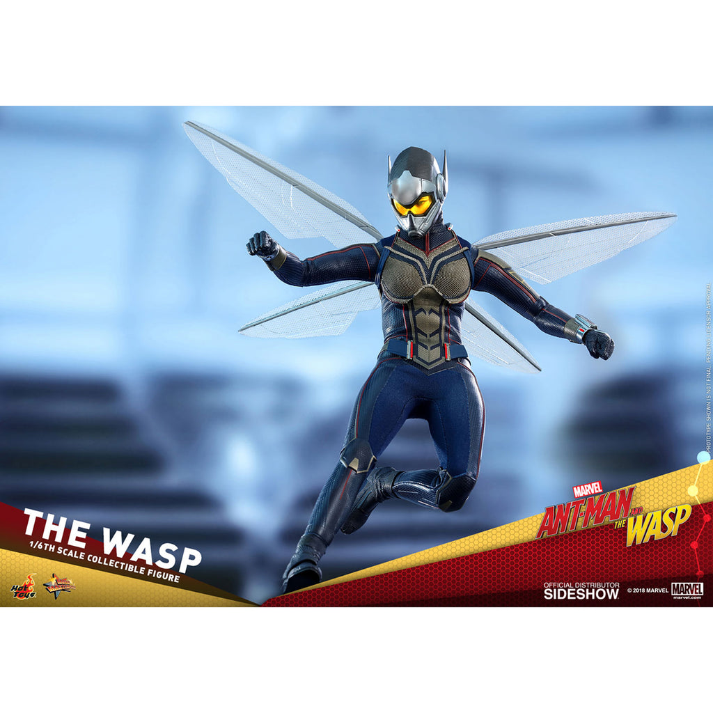 Hot Toys Ant-Man And The Wasp Movie Masterpiece Wasp Figure