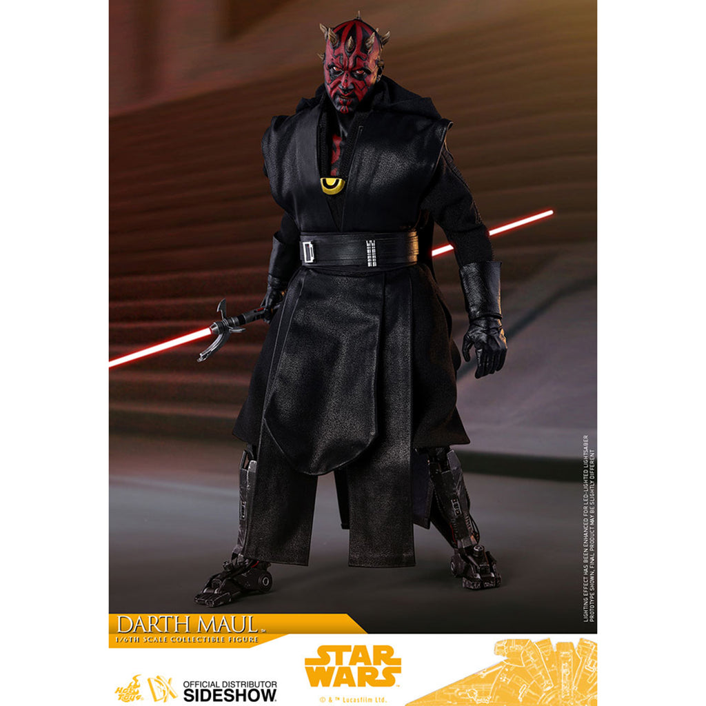 Hot Toys Star Wars Solo Movie Movie Masterpiece DX Darth Maul Figure