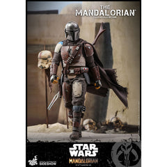 Hot Toys Star Wars The Mandalorian 1:6 Scale High Collectible Figure