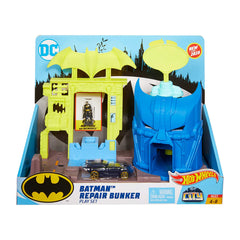 Hot Wheels DC Batman Repair Bunk Play Set