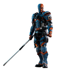 Hot Toys Batman Arkham Origins Deathstroke Sixth Scale Action Figure