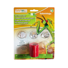 History And Science Toys - How Insects See! Set Safari Ltd