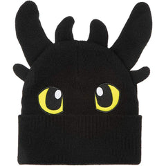 How To Train Your Dragon Toothless Character Beanie