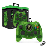 Hyperkin Duke Wired Controller for Xbox One Green Edition