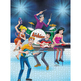 Icon Heroes Archie Music Jam 1000 Piece Puzzle