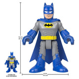 Imaginext DC Super Friends Batman Superman XL Figure Set