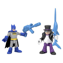 Imaginext DC Super Friends Batman The Penguin Figure Set