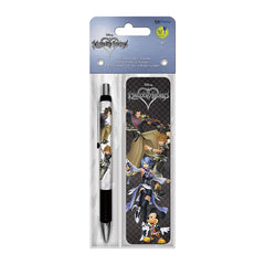 Ink Works Disney Kingdom Hearts Group Gel Pen Bookmark Set