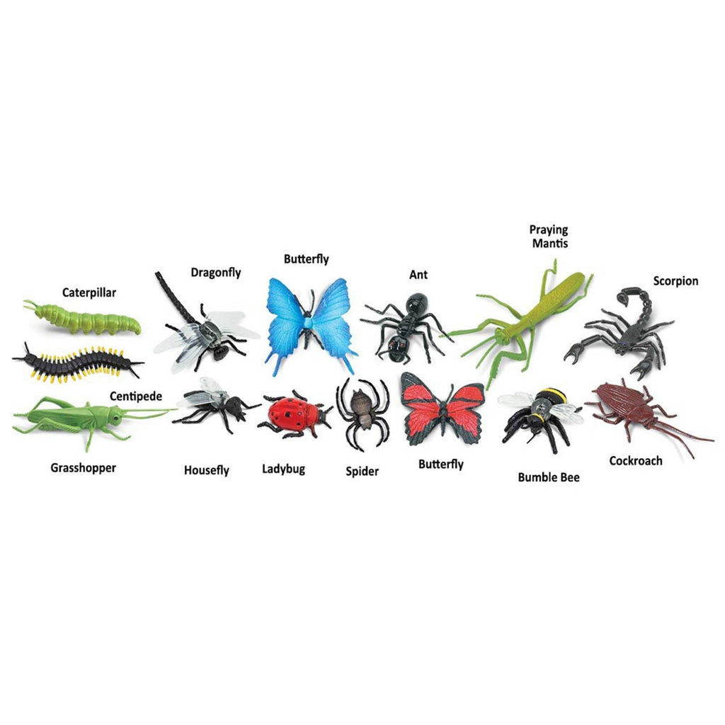 Insect Figures - Insects Toob Mini Figures Safari Ltd