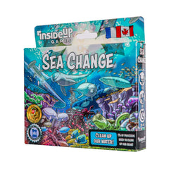 Inside Up Sea Change The Card Game