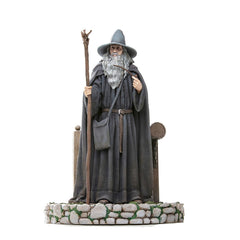 Iron Studios Lord Of The Rings Gandalf Deluxe Art Statue