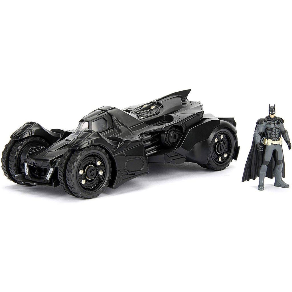 Jada Toys Batman Arkham Knight Batmobile Metals Die Cast Car Set