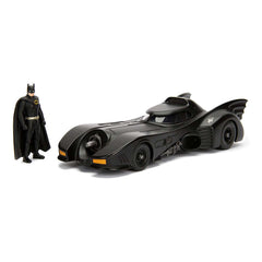 Jada Toys DC 89' Batmobile Batman Metals Die Cast Set