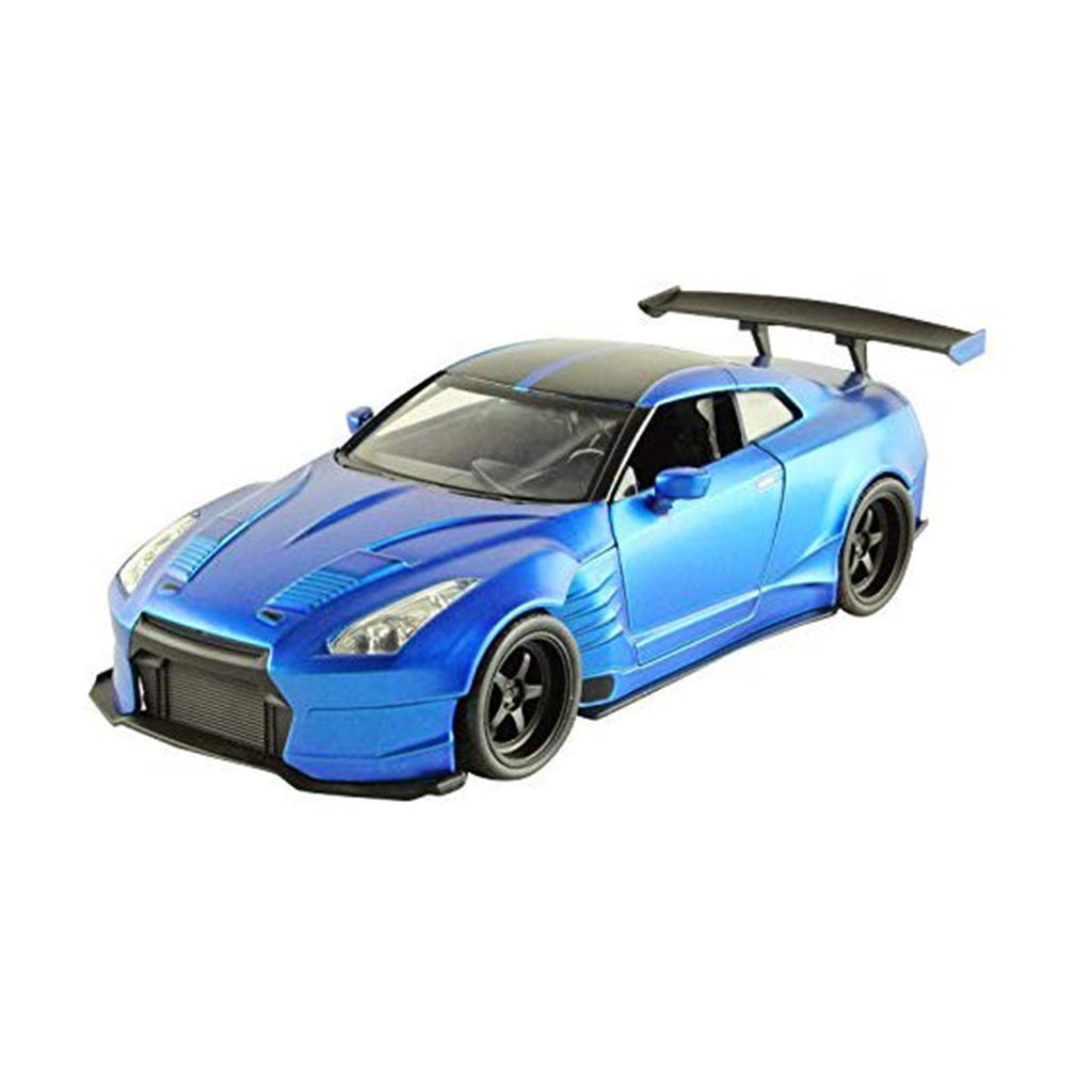 Jada Toys Fast And Furious Brian's Nissan GT-R Supra Metals Die Cast Car
