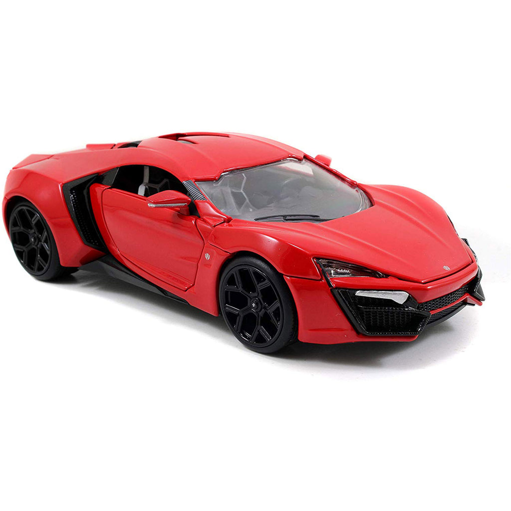 Jada Toys Fast And Furious Lykan Hypersport Metals Die Cast Car