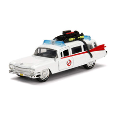 Jada Toys Hollywood Rides Ghostbusters Ecto-1 Metals Die Cast 1:32 Car