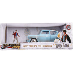 Jada Toys Hollywood Rides Harry Potter 1959 Ford Anglia Die Cast Car