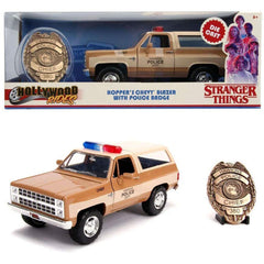 Jada Toys Hollywood Rides Hopper's Chevy Blazer Die Cast Car