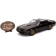 Jada Toys Hollywood Rides Smokey Bandit 77' Firebird Die Cast Set