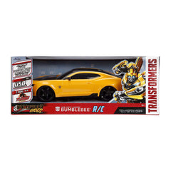 Jada Toys Hollywood Rides Transformers Bumblebee 2016 Camaro RC Car