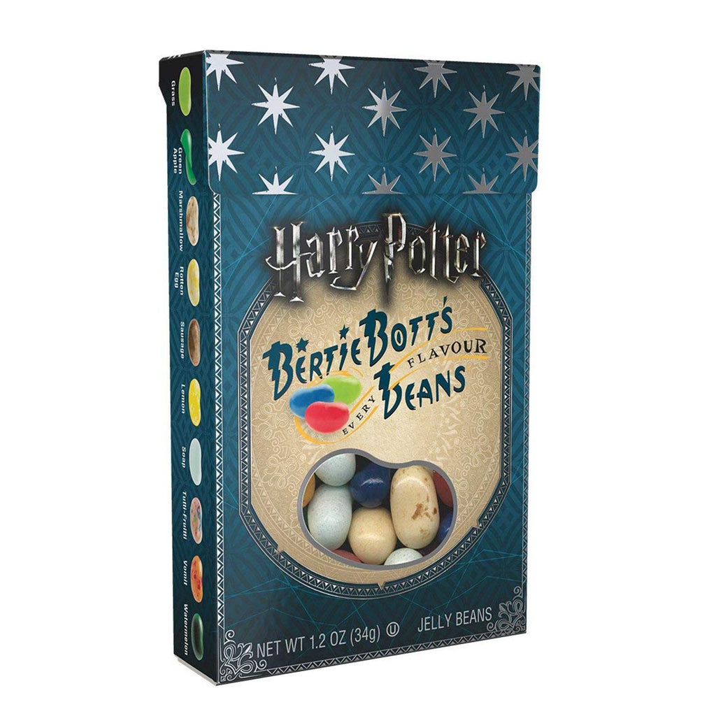 Jelly Belly Harry Potter Bertie Bott's Every Flavored Beans 1.2 oz Candy