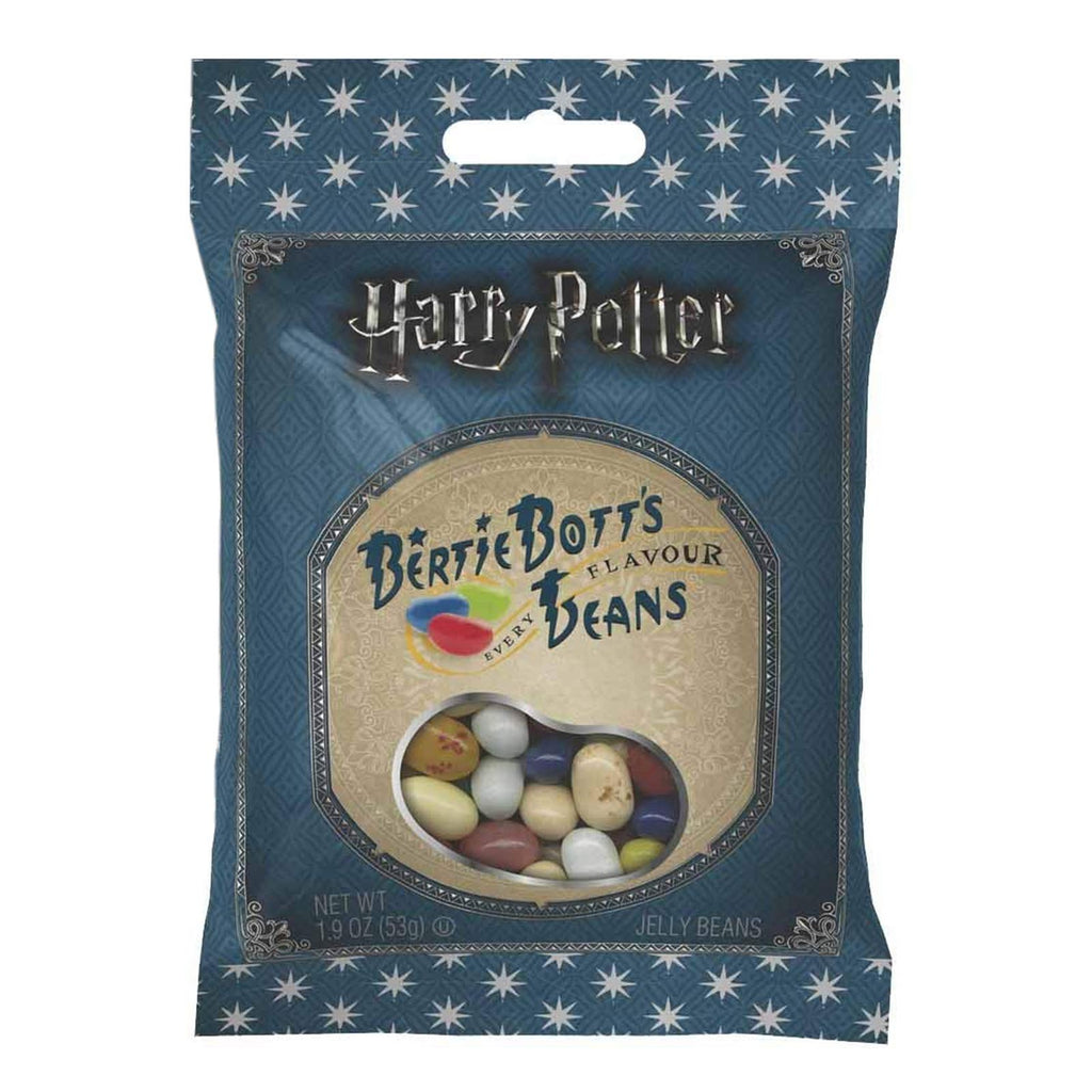 Jelly Belly Harry Potter Bertie Bott's Every Flavored Beans 1.9 oz Candy