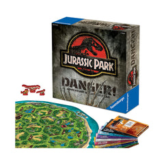 Jurassic Park Danger! Adventure Strategy Board Game